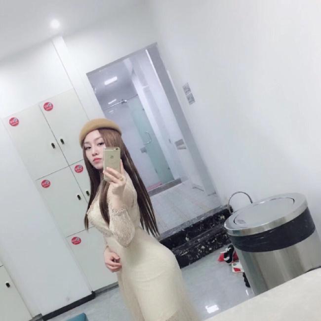 健身教练媛媛照片